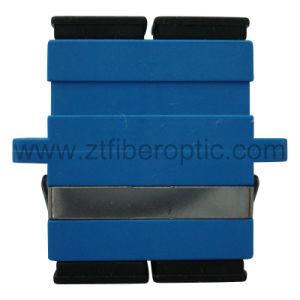 Singlemode Duplex Sc Fiber Optical Adapter