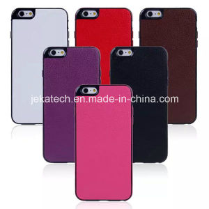 Lichee Pattern TPU Case for iPhone 6 Plus pictures & photos