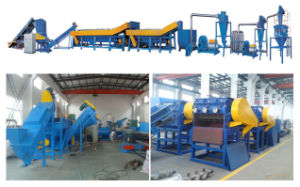 PE/PP Film Washing & Cleaning Plant pictures & photos