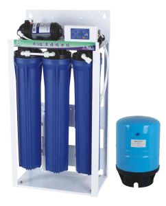 Commercial Reverse Osmosis Water Purifier / Water Filter 100gpd pictures & photos