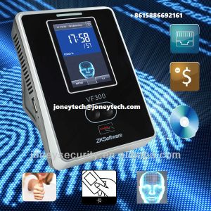 Popular Hight Tech RFID Face Recognition Time Attendance System Zksoftware pictures & photos