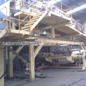 High Speed Floor Wearable/Floor Wear-Resistant Paper Machine pictures & photos