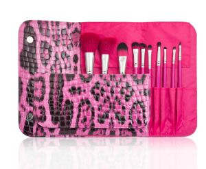 Hot 12PCS Makeup Brush Cosmetic Brush with Natural Hair pictures & photos