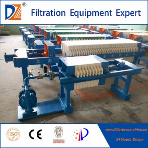 Dazhang High Quality Manual Filter Press in China pictures & photos