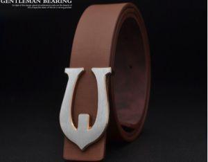 Men′s Belt/ PU Belt/ Leather Belt/ Waist Belt-Mye48