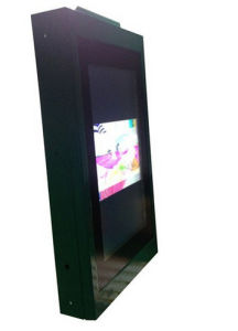55 Inch All Weather Outdoor Advertising Display Vertical Standing pictures & photos
