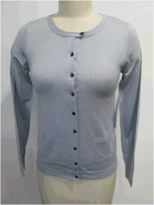 85% Silk 15% Cashmere Ladies Knited Clothing