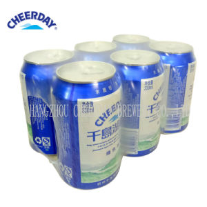 330ml *6 PCS Abv3.1% Cheap Price Refreshing Canned Lager Beer pictures & photos