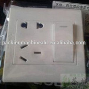 Multi-Function Hight Speed Automatic Hardware Electric Socket Packing Machinery Price pictures & photos