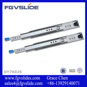 Full Extension Heavy Duty Drawer Slide 76mm for Industrial Drawer pictures & photos