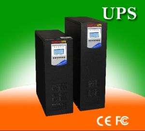 DC48V 2kVA Low Frequency Online UPS pictures & photos