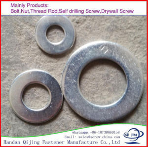 Carbon Steel Washer for Bolts pictures & photos