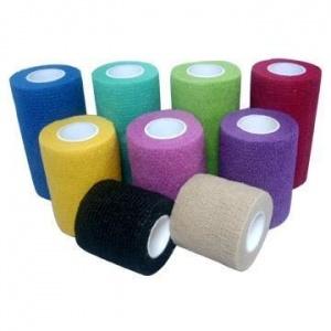 Cotton Cohesive Elastic Bandage pictures & photos