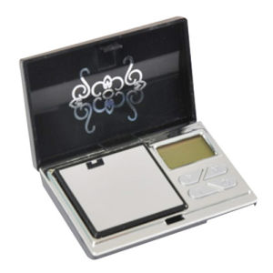 Electronic Weihing Pocket Scale with Blue Backlight (HP1199) pictures & photos