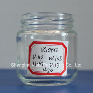Vista Packing Company Small Glass Jar pictures & photos