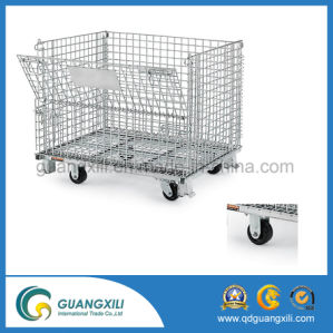 1200*1000*900 Heavy Duty Storage Cage with Caster /Wheel pictures & photos