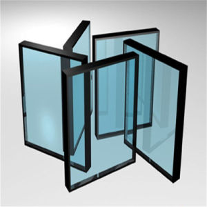 Double Glazed Low-E Coated Insulated Glass for Door, Windows pictures & photos