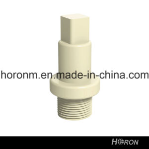 CPVC D2846 Water Pipe Fitting (MALE PLUG) pictures & photos
