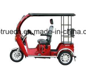 Hotsale Disabled Tricycle with 125cc 4 Strokes pictures & photos