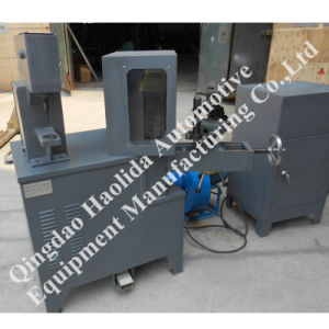 Factory Supply Brake Shoe Riveting and Grinding Machine with Dust Collector pictures & photos