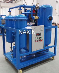 Strong Demulsification Turbine Oil Purifier pictures & photos