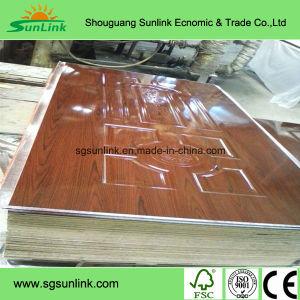 Natural Wood Veneer Door Skin pictures & photos