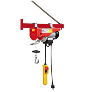 Electric Hoist (100/200KG) pictures & photos