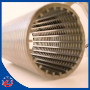 Johnson Wedge Wire Screen Cartridge Filter pictures & photos