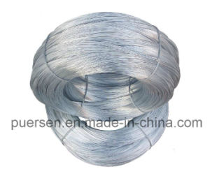 Hot Sale! Bright Hot Dipped Galvanized Iron Wire pictures & photos