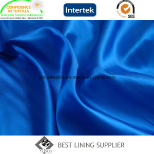 100% Polyester Two Tone Satin Men′s Suit Lining Fabric pictures & photos
