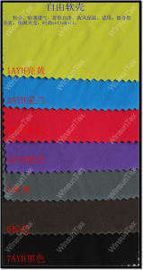 Light Softshell Fabric (HLKK007-3DRLC)