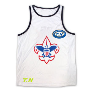OEM Custom Sublimation Vest pictures & photos