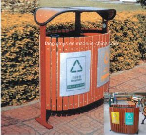 Park Bins, Trash Bin, Dustbin for Public Place, FT-Ptb004 pictures & photos