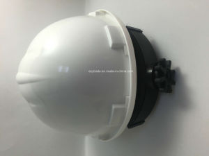 Msa ABS/PE Ce Protective Hat Construction V Design Safety Work Helmet pictures & photos