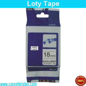 Classic Flexible Laminated Compatible for Tze-Fx241 Label Tapes