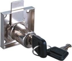Non-Bottom Cabinet Drawer Lock