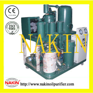 Ty-30 Vacuum Heating Turbine Oil Recycling Equipment pictures & photos