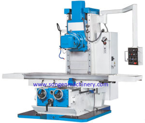 Bed Type Milling Machine, Table 2100x500mm, Heavy-Duty (BM2100X500) pictures & photos
