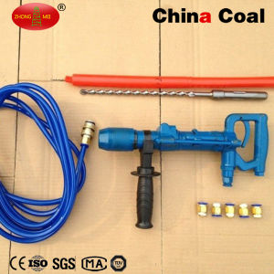 Qcz-1 Handheld Portable Compressor Air Powered Pneumatic Percussion Rock Drill pictures & photos