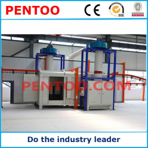 2016 High Quality Powder Coating Line for Industrial Area pictures & photos