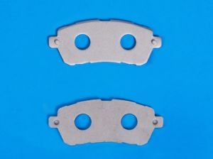 Brake Pads Use Backing Plate