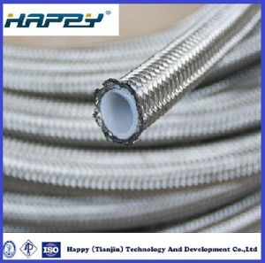 PTFE Material Stainless Steel Braided Brake Hose pictures & photos