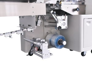 Automatic Pillow A4 Paper Packaging Machine Ald-600X pictures & photos