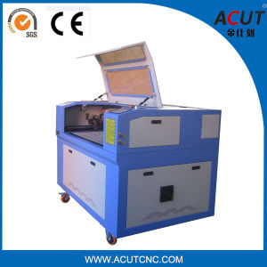 6090 Glass Laser Engraving Machine CO2 Laser for Sale pictures & photos