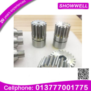 High Precision Miniature Spur Gear/Double Spur Gear/Small Spur Gear in China Planetary/Transmission/Starter Gear pictures & photos