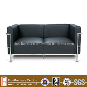 Modern Designer Le Corbusier Leather Leisure Sofa (LC2) pictures & photos