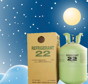 Freon Gas R-22 (Refrigerant Gas R 22)