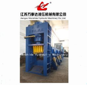 630 Ton Heavy Duty Scrap Metal Baler Shear pictures & photos