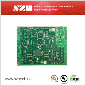 Electronic Equipment Double-Sided Rigid PCB pictures & photos