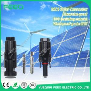Solar Energy System Solar Solar Connector Mc4 PV Connector pictures & photos